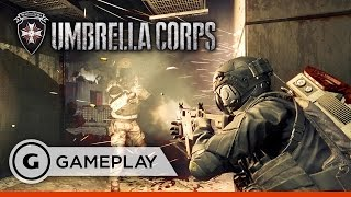 Round Win Gameplay - Umbrella Corps by GameSpot