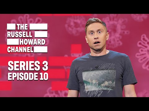 The Russell Howard Hour - Series 3, Episode 10 | Full Episode