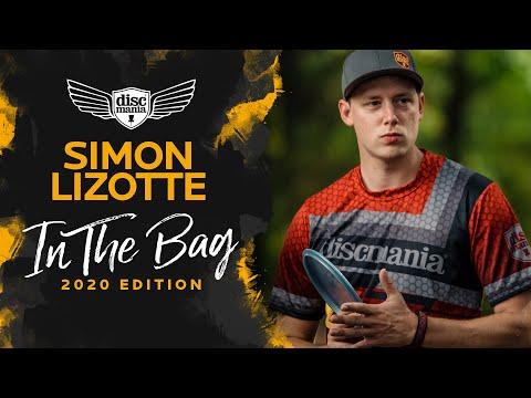 Simon Lizotte in The Bag 2020 - Discmania