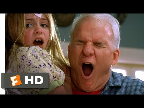 Cheaper by the Dozen (3/5) Movie CLIP - Dinner Complications (2003) HD