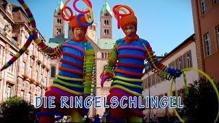 Stelzentheater- Ringelschlingel