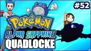 Pokémon AlphaSapphire Quadlocke Part 52 | WHERE'S WALLACE? by Ace Trainer Liam