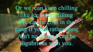 I'll Do Anything acoustic - Jason Mraz - With Lyrics