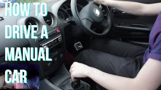 Video How to Drive A Manual Car or Stick Shift - The basics Tips and Tricks! MP3, 3GP, MP4, WEBM, AVI, FLV April 2019