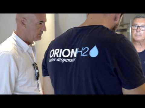 ORIONH2O Istallazione di un impianto