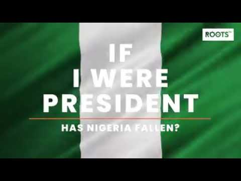 If I'm the president ?