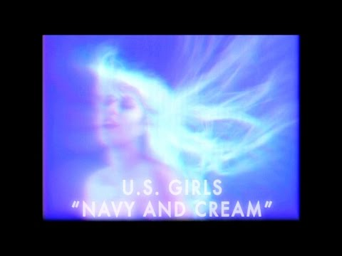 U.S. Girls reveal dizzying new video for 'Navy & Cream'
