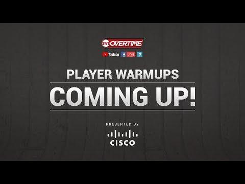 Western Conference Finals Pregame Coverage - Rockets vs. Warriors Game 4 (видео)