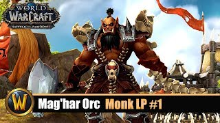 Mag'har Orc Monk LP #1: Level 21-31 Es beginnt!