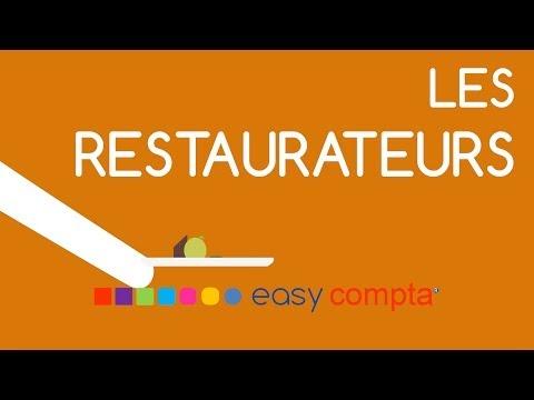Les Restaurateurs avec easy Comtpa