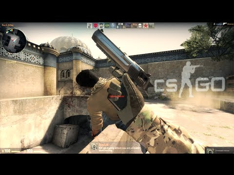 Deagle Gameplay Counter-Strike: GO