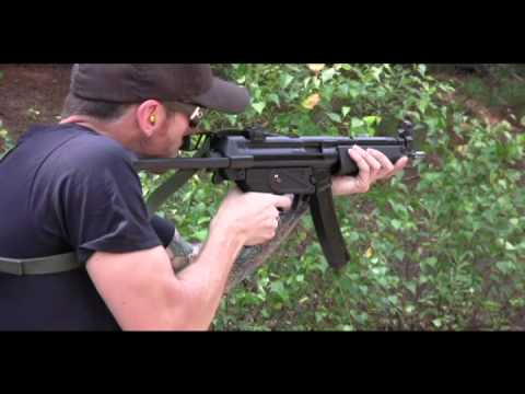 Mp5 - Heckler & Koch MP5 Submachine Gun Marstar Canada http://www.marstar.ca.