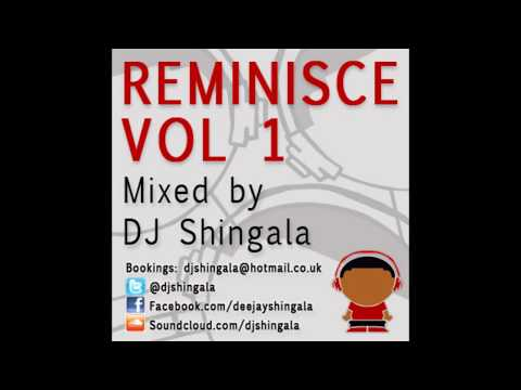 Reminisce Vol 1 - Best Hip Hop Rap R&B of 2000's Mix (1997 - 2007) - DJ Shingala
