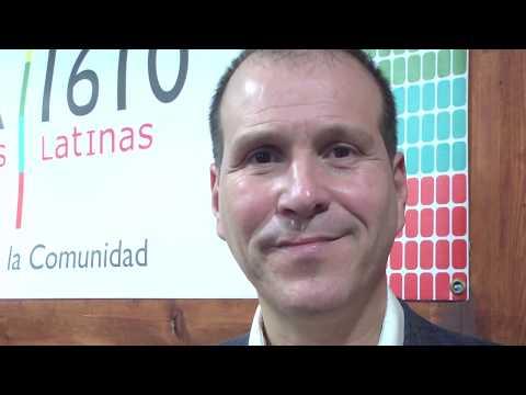 Candidato a MP de Ontario José Etcheverry en Radio Voces Latinas