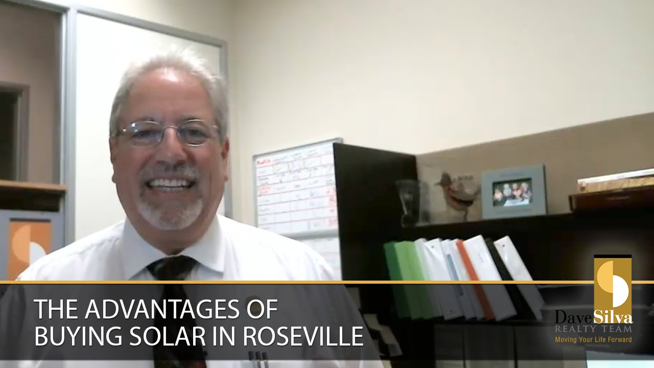 The Advantages of Buying Solar in Roseville