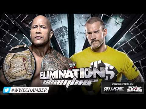 WWE PPV Preview | ELIMINATION CHAMBER 2013 | Vorschau / Prognose in Deutsch