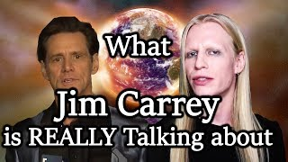 Video What Jim Carrey is REALLY Talking About - Is Jim Carrey Crazy? MP3, 3GP, MP4, WEBM, AVI, FLV Maret 2019