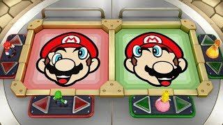 Super Mario Party - All 2 vs. 2 Minigames