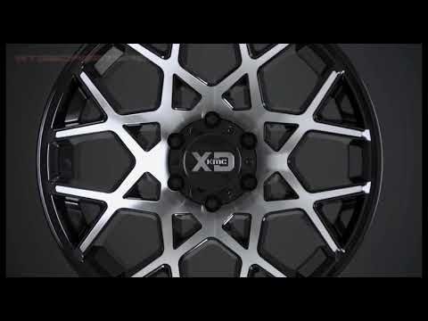 STGEORGE TYRES KMC XD ALLOY OFFROAD WHEELS