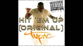 2Pac - Hit 'Em Up With Jay Z Diss Original Version