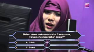 Video Who Wants To Be A GalonAir | Isyana Sarasvati MP3, 3GP, MP4, WEBM, AVI, FLV Desember 2017