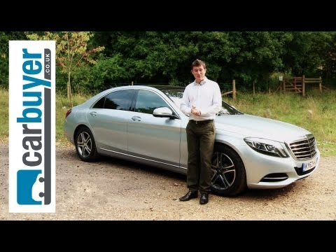 New Mercedes S-Class saloon 2014 review – CarBuyer