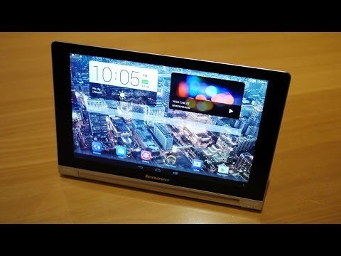 Lenovo Yoga Tablet 10 HD+ First Look and Hands On