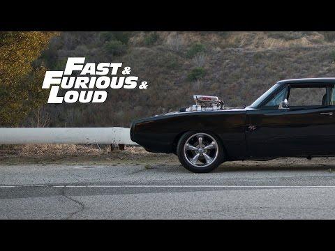 Fast & Furious'dan 1970 Dodge Charger
