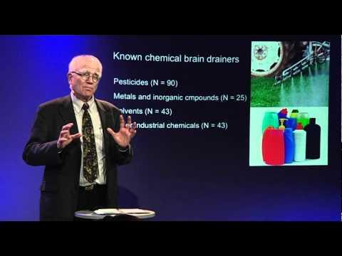 Phillipe Grandjean om kemisk forurening