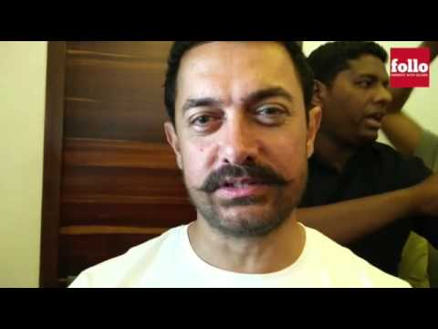 Aamir Thanks His Fans for the Birthday wishes | Follo.in