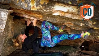 Rocklands 7C+ Hard Bouldering Action | Climbing Daily Ep.1558 by EpicTV Climbing Daily