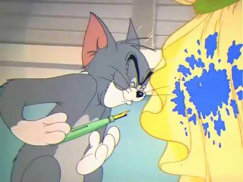 Tom và Jerry - Dọn dẹp con chuột(Mouse Cleaning, Viet sub) - Thời lượng: 7 phút, 9 giây.
