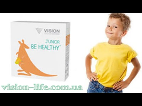 ЮНИОР BE HEALTHY   Укрепление иммунной системы
