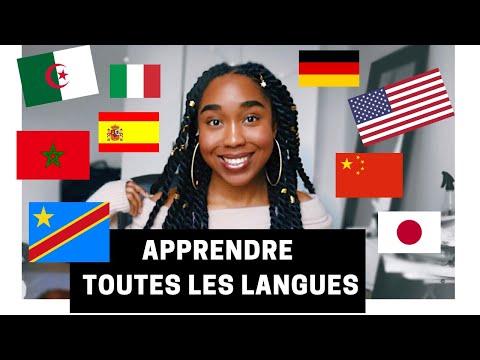 APPRENDRE TOUTES LES LANGUES DU MONDE : VOICI MA TECHNIQUE!
