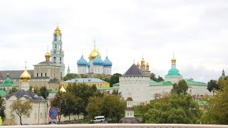Sergiyev Posad Russia  city images : The Trinity Monasteries in Sergiyev Posad, Russia