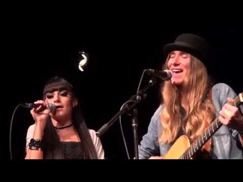 Sawyer Fredericks & Mia Z Stranger Grass Valley Center For The Arts Late Performance