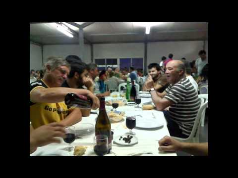 Os Burrachudos na Feira de S. Mateus em Viseu
