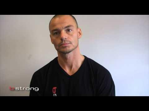 Videointerview og træning med BESTRONG athlete Christian Lehmann