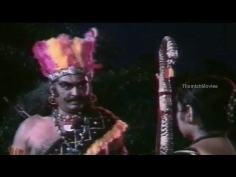 Savithri Sentiment Scene - Villalan Ekalaivan Tamil Movie Scenes