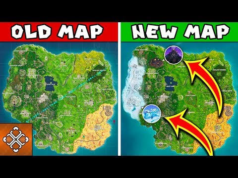 Everything We Know So Far About Fortnite Season 6 (видео)