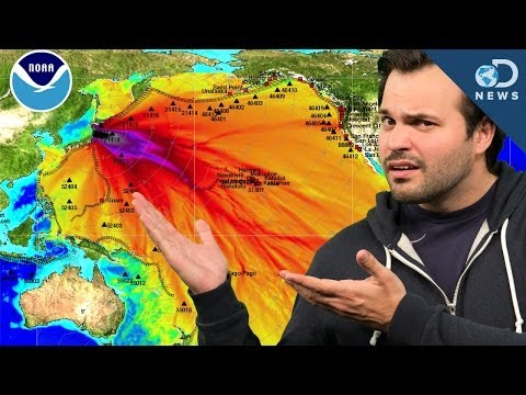radiation - You may have seen that image purportedly showing the alarming spread of Fukushima radiation across the Pacific. But dig deeper, and you'll find that's not th...