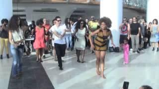 Dance Session By Aviv Abeba Yossef - Sigd October 18th 2013 - Tel Aviv, Israël