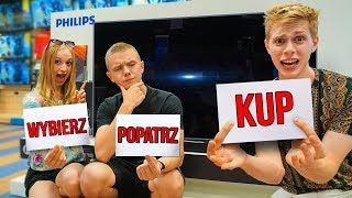 Video PATRZYSZ, WYBIERASZ LUB KUPUJESZ TO CHALLENGE! MP3, 3GP, MP4, WEBM, AVI, FLV September 2019