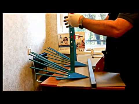 Как сделать стрельчатую картофелекопалку своими руками