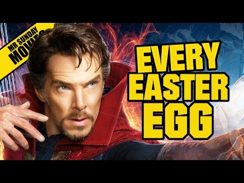 Every Easter Egg and Reference in Marvel s Doctor