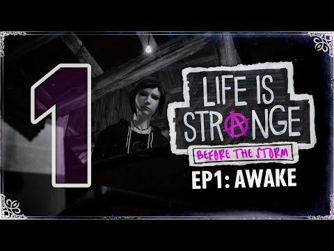 Life is Strange: Before the Storm │ Awake [#1] Chloe a její rebélie