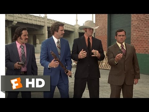 Anchorman: The Legend of Ron Burgundy - Wanna Dance? Scene (7/8) | Movieclips