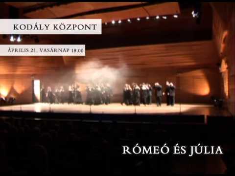 Rómeó és Júlia - Pannon Filharmonikusok