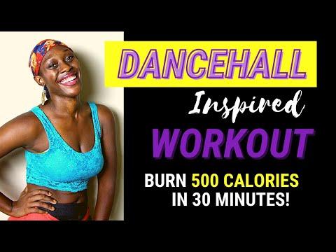30분 댄스 운동으로 칼로리 소모하기