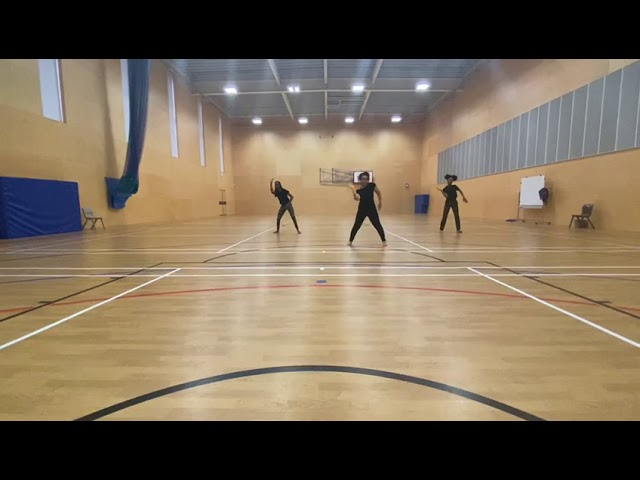 Year 10 Contemporary Dance 2020-2021